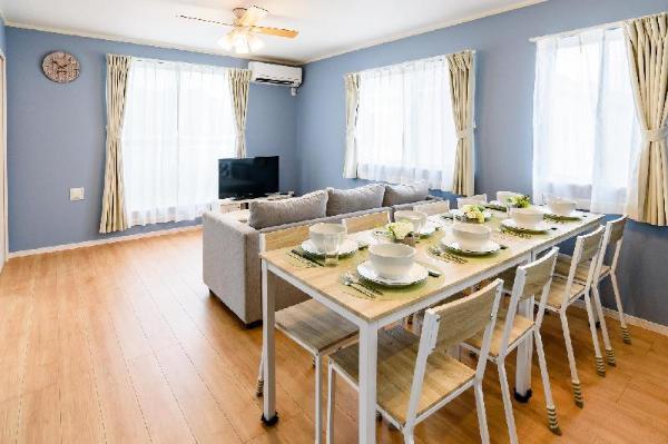 82 Onna Private Villa/Max to 17ppl/Free WIFI Okinawa Main island