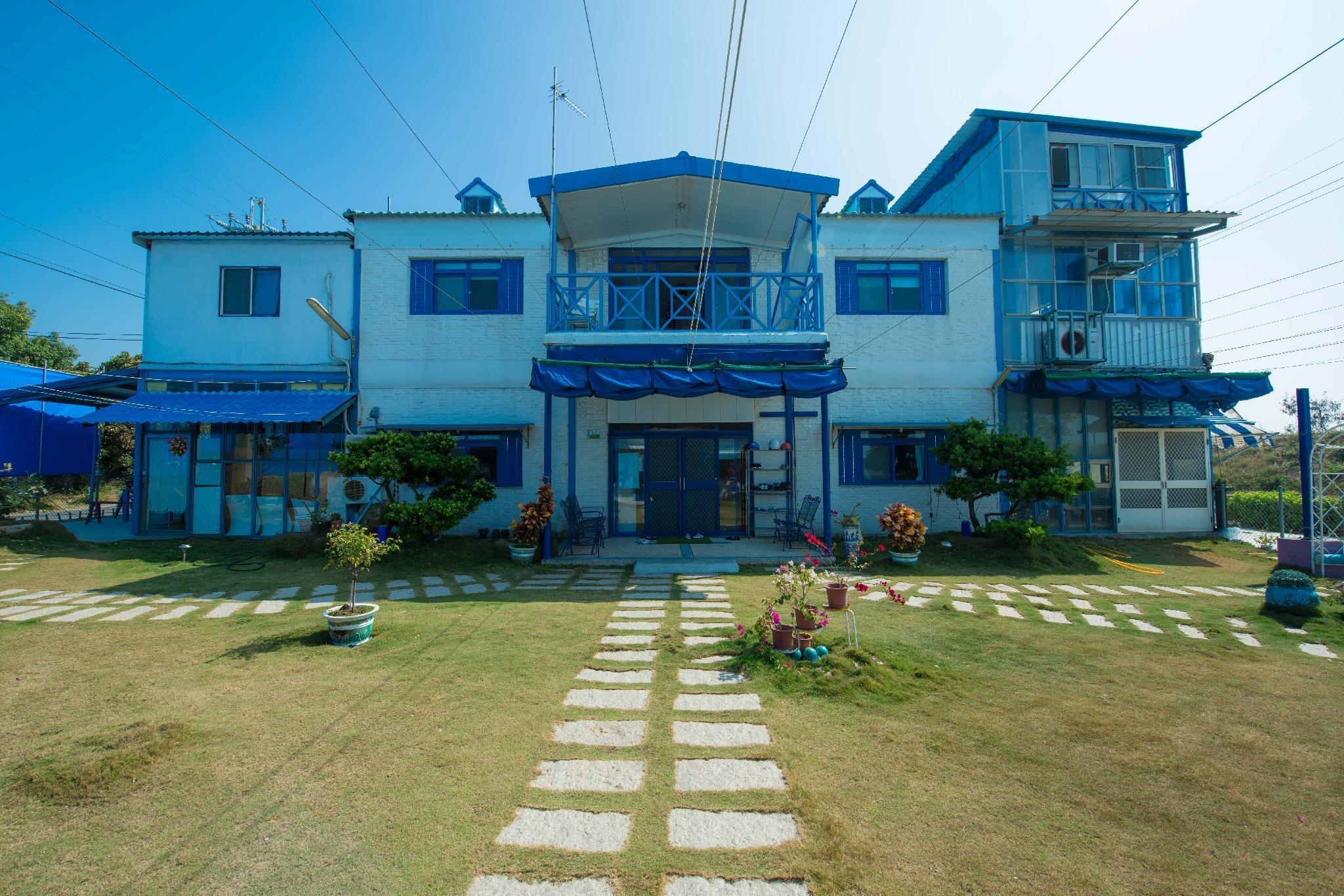 Faith Hope Love Hostel Aegean Sea Impression