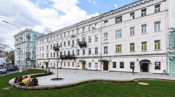 Mini Hotel Bouchee Moscow