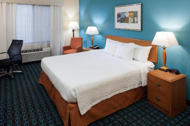 Fairfield Inn & Suites Ruston