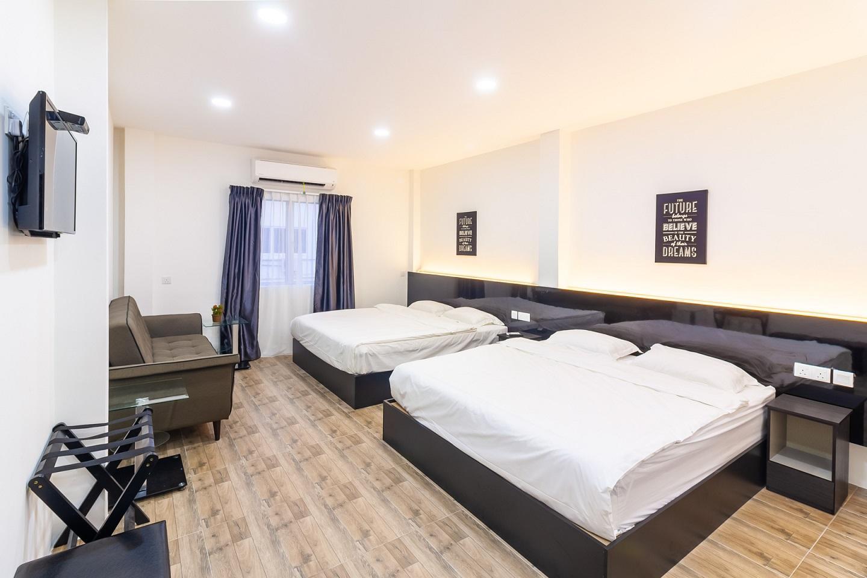Tambun Warm Hotel