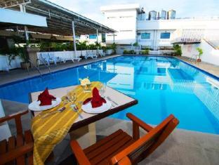 民生大飯店 達沃市 - 游泳池