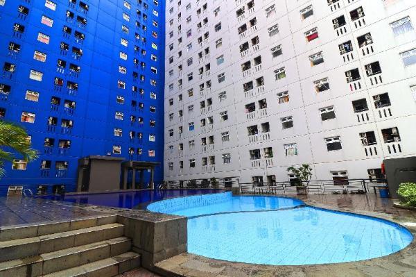 Adaru Property @ Apartemen Green Pramuka Jakarta
