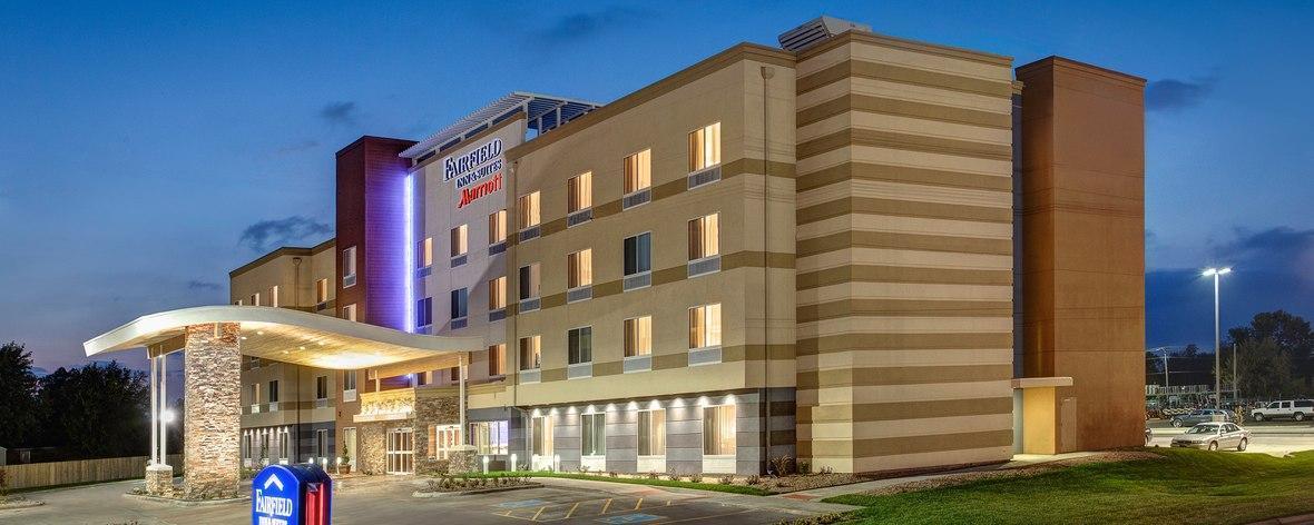 Fairfield Inn And Suites Oklahoma City El Reno