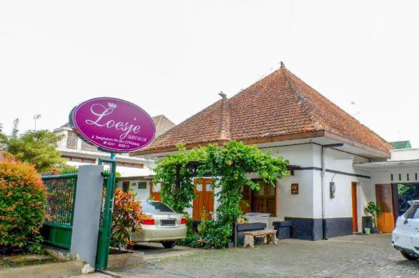 OYO 353 Loesje Guest House Syariah Malang