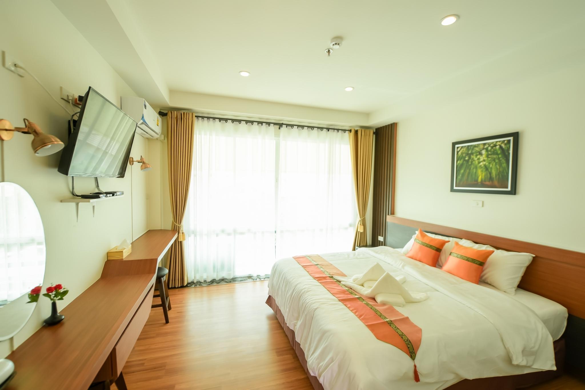 MS Hotel&resort Sriracha โรงแรม เอ็มเอส รีสอร์ท ศรีราชา