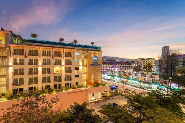 เบสท์ เวสเทิร์น ป่าตอง บีช โฮเต็ล – Best Western Patong Beach Hotel