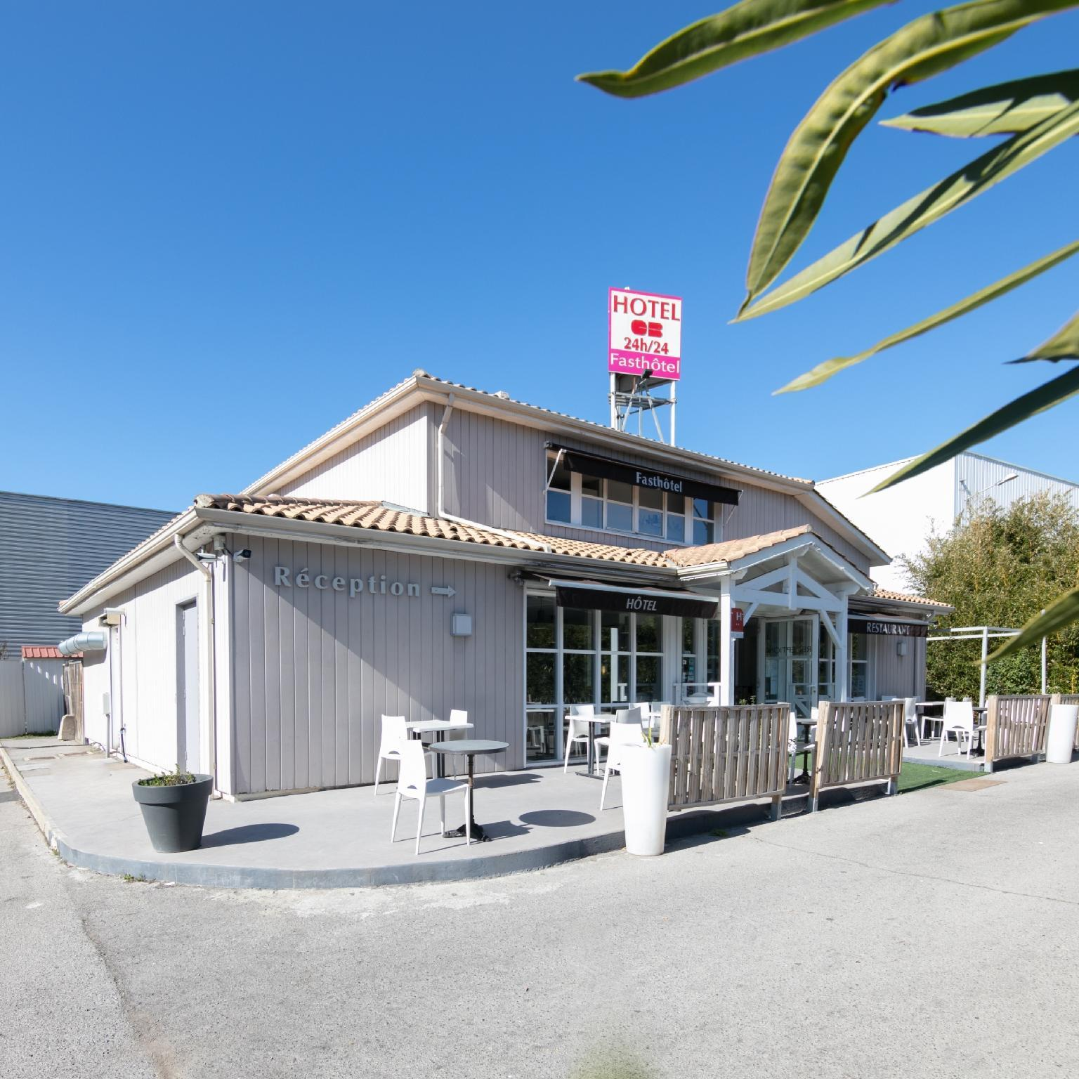 Fasthotel Montpellier Est Parc Expo