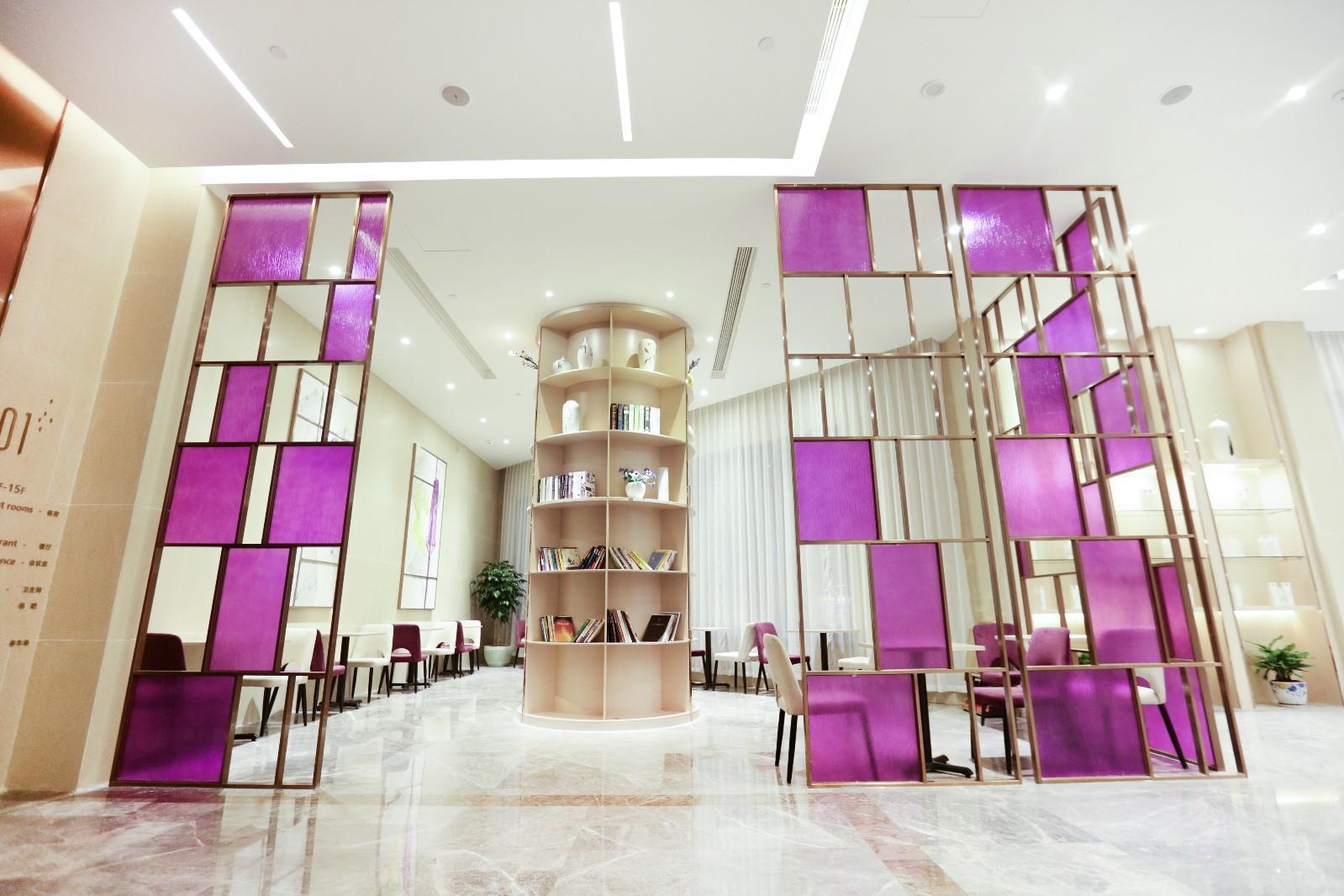 Lavande Hotels Jingdezhen Taoxichuan Creative Square