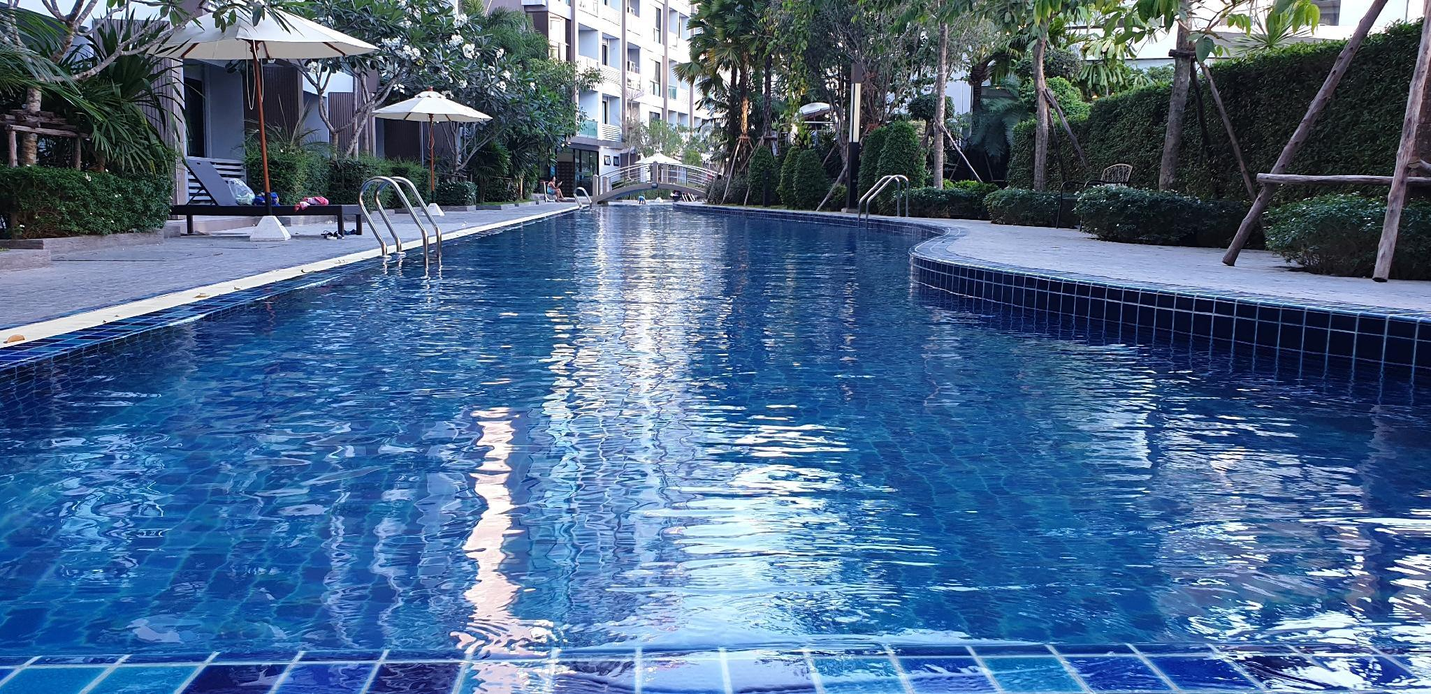 Dusit Grand Park Condo Pattaya By AP.