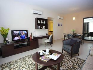 Somerset Ho Chi Minh City Serviced Residence Ho Chi Minh City - Renovated Room