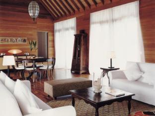 Cocoa Island by COMO Maldives Islands - COMO Villa Living Room