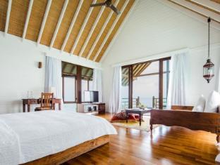 Cocoa Island by COMO Maldives Islands - COMO Villa Master Bedroom