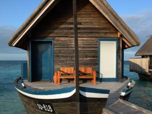 Cocoa Island by COMO Maldives Islands - Dhoni Suite Entrance
