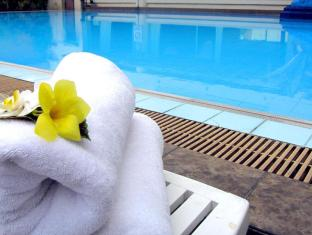 Grand Angkasa International Hotel Medan - Swimming Pool