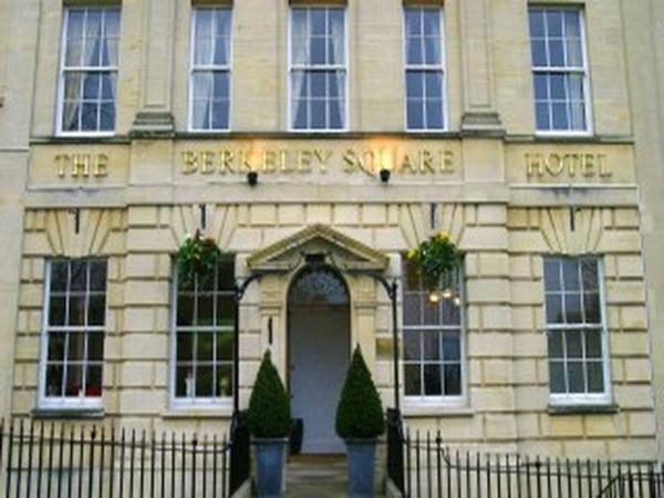 Berkeley Square Hotel Bristol