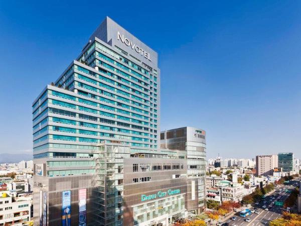 Novotel Ambassador Daegu Hotel Daegu