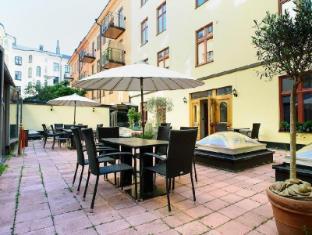 Rex Hotel Stockholm - Balcony/Terrace