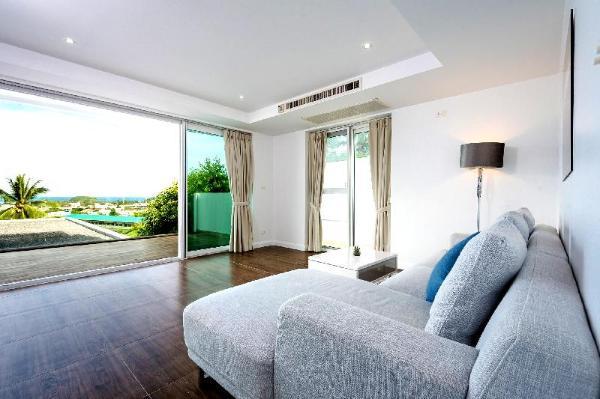 2 BR Ocean View Suite in Wellness Center, Kata Phuket