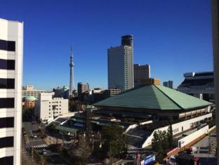 Pearl Hotel Ryogoku Tokyo - Surroundings