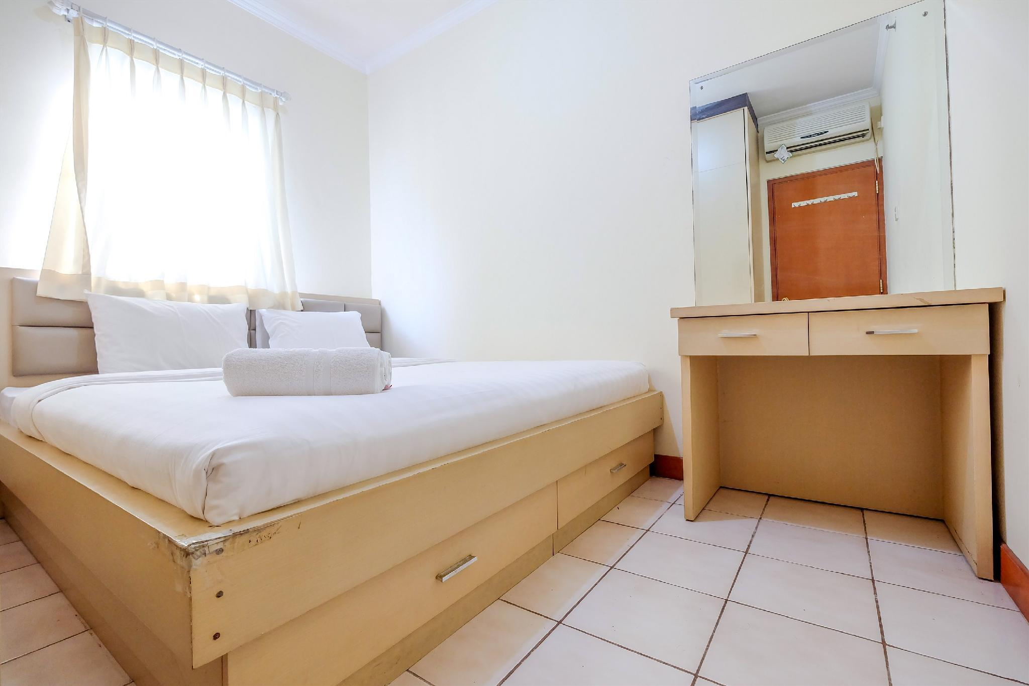 2BR Gading Mediterania Residence Apt By Travelio