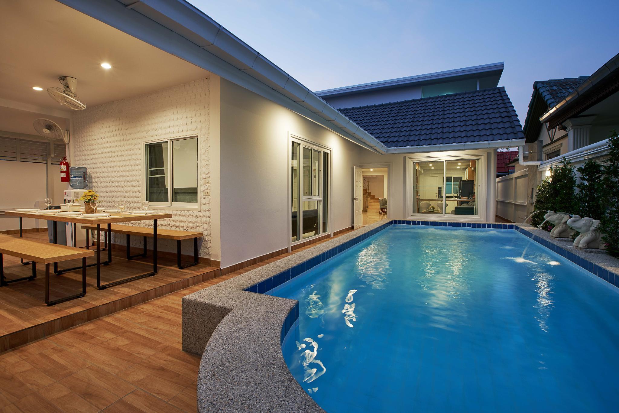 Gala Express New Private 4 BR Pool Villa