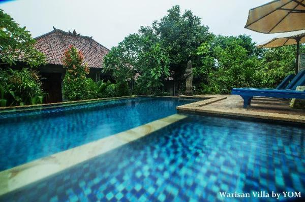 Warisan Villa By YOM Bali