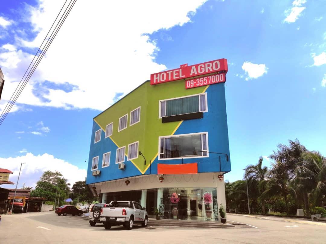HOTEL RAUB AGRO