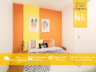 [ニンマーンヘーミン]アパートメント(45m2)| 1ベッドルーム/1バスルーム [hiii]Seafoam*OneNimman*WalkToMaya*POOL-CNX045