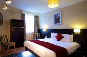 Over Best Western Hallmark Hotel Chester Westminster (Hallmark Hotel The Queen, Chester)