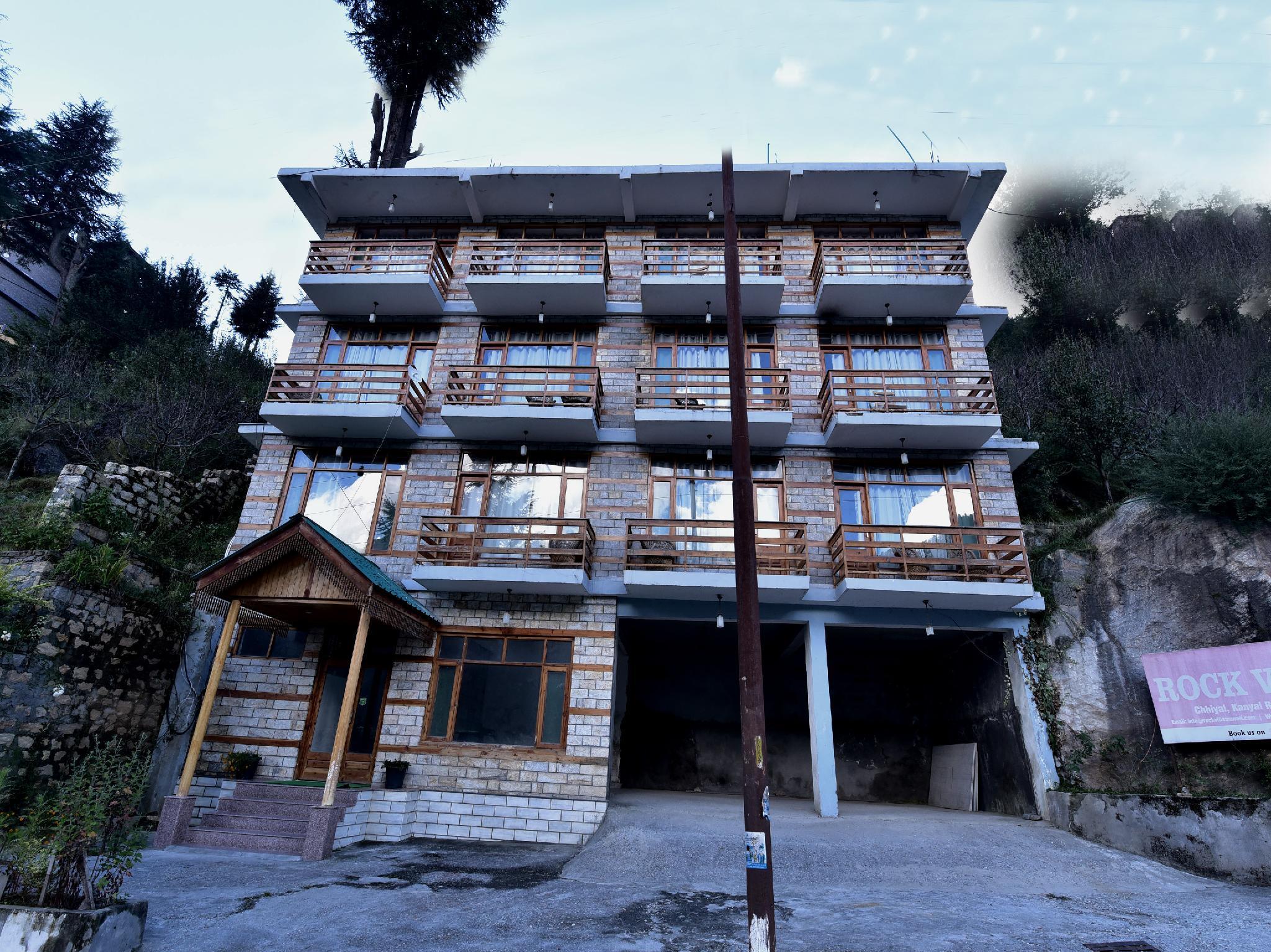 OYO 19872 Hotel Rock Villa
