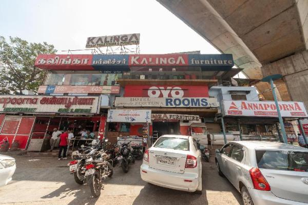 Capital O 28343 Madurai Velnachiyar Guest House Chennai