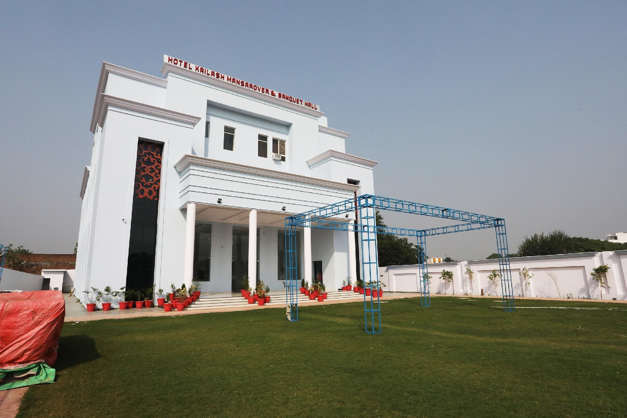 OYO 18314 Hotel Kailash Mansarovar And Banquet Hall