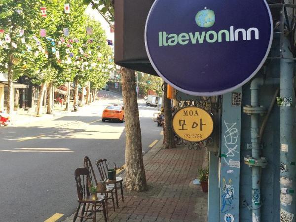 Itaewon Inn Seoul
