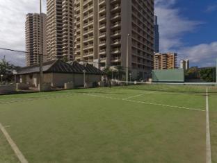 Hotel Grand Chancellor Surfers Paradise Gold Coast - Tennis Court