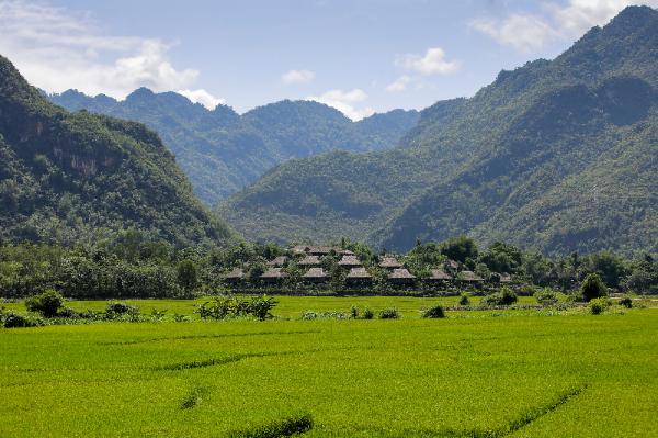 Mai Chau Ecolodge Mai Chau (Hoa Binh)