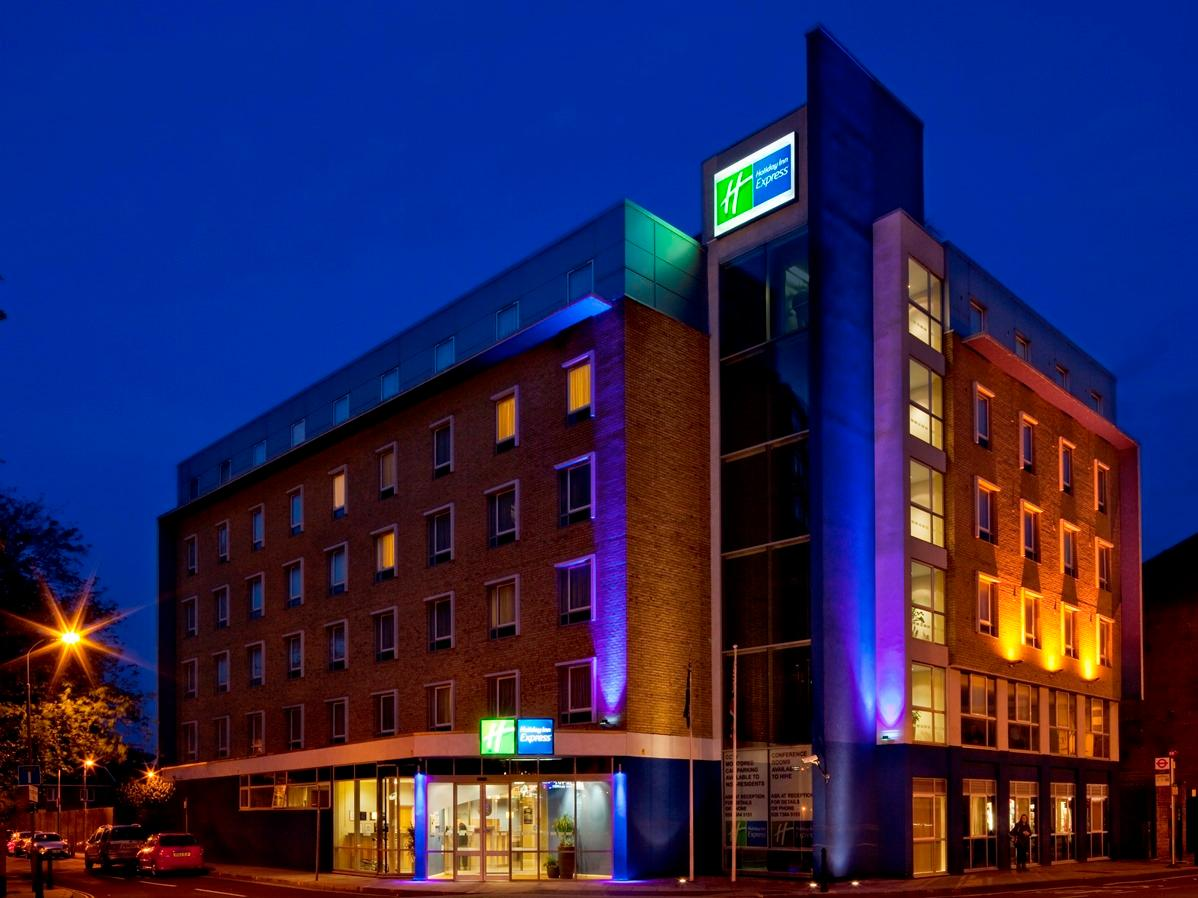 Holiday Inn Express Earls Court London United Kingdom