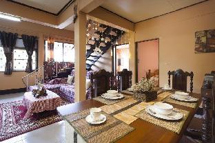 Thai-style villa|An oasis of serenity amid chaos วิลลา 5 ห้องนอน 4 ห้องน้ำส่วนตัว ขนาด 400 ตร.ม. – สนามบินเชียงใหม่