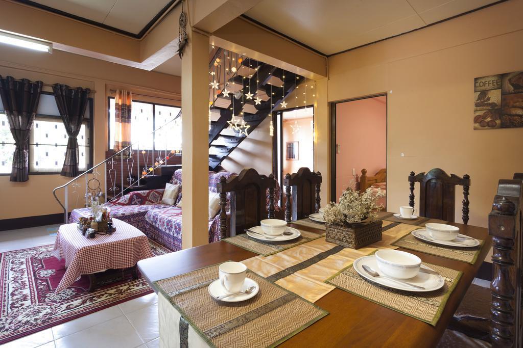 Thai-style villa An oasis of serenity amid chaos วิลลา 5 ห้องนอน 4 ห้องน้ำส่วนตัว ขนาด 400 ตร.ม. – สนามบินเชียงใหม่