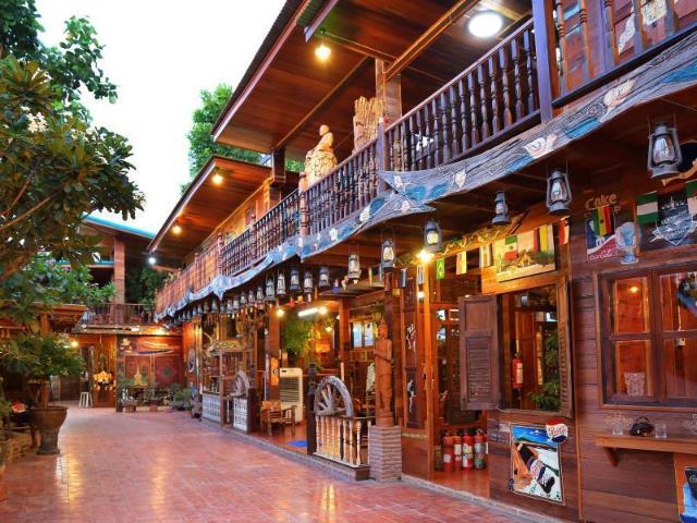 คลองสวนพลู รีสอร์ท – Klongsaunplu Resort