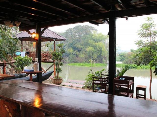 บางปลาหมอ ริเวอร์ วิว รีสอร์ท – Bangplamo River View Resort