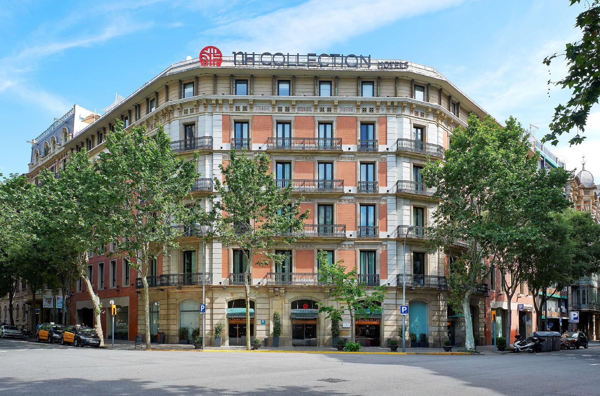 NH Collection Barcelona Pódium Hotel