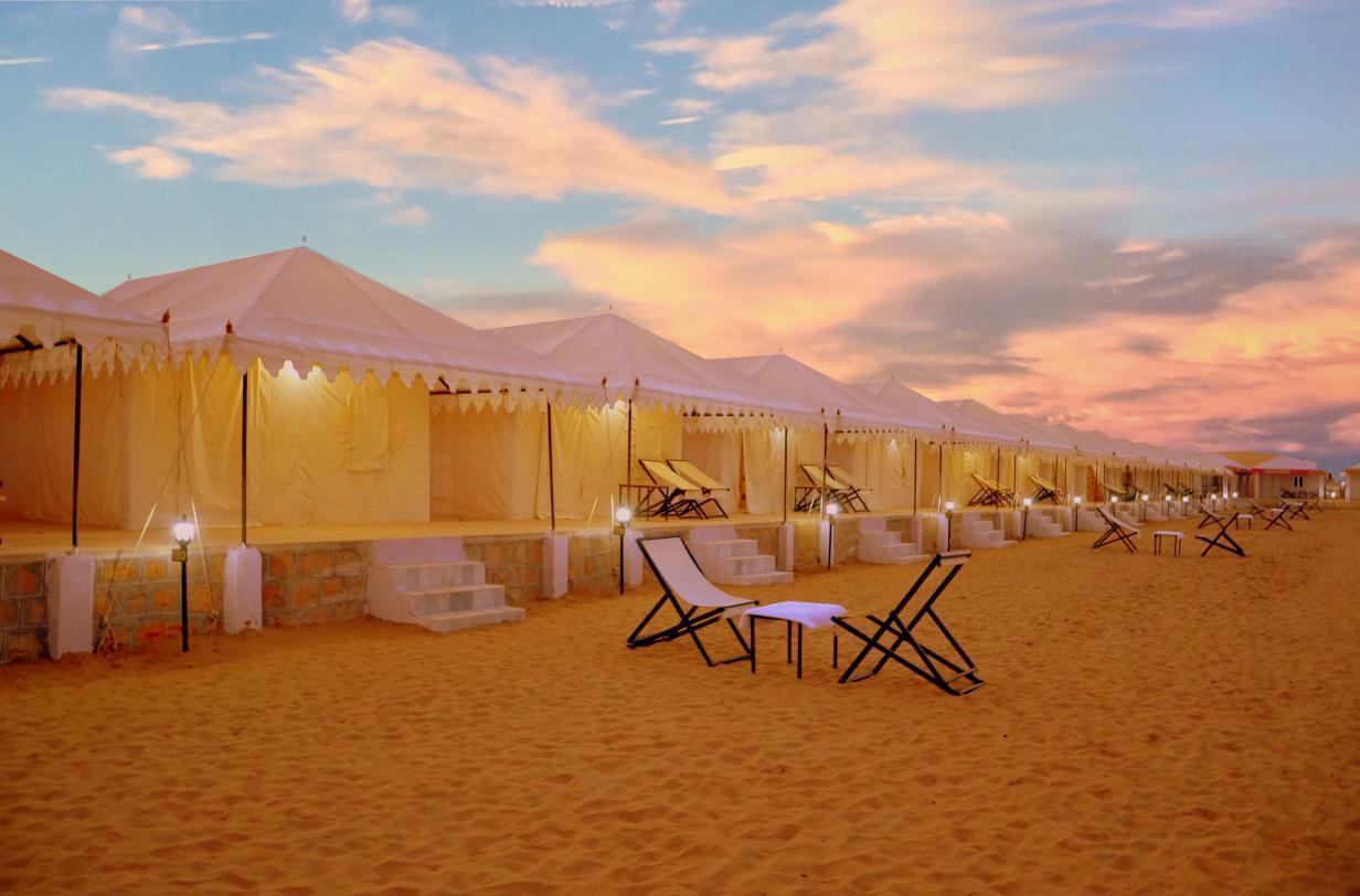Royal Jaisalmer Resort With Swimming Pool