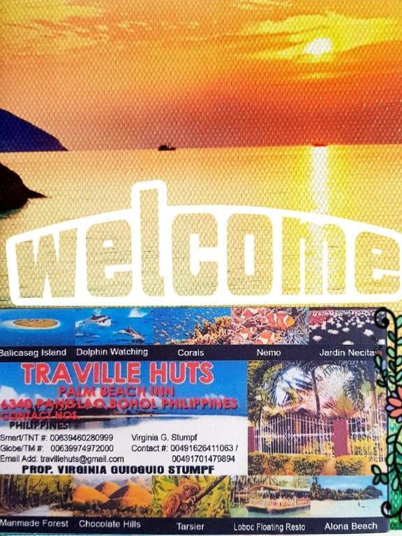 Traville Huts Palm Beach Inn