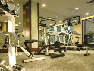 Golden Dragon Hotel Macao - Fitness prostory