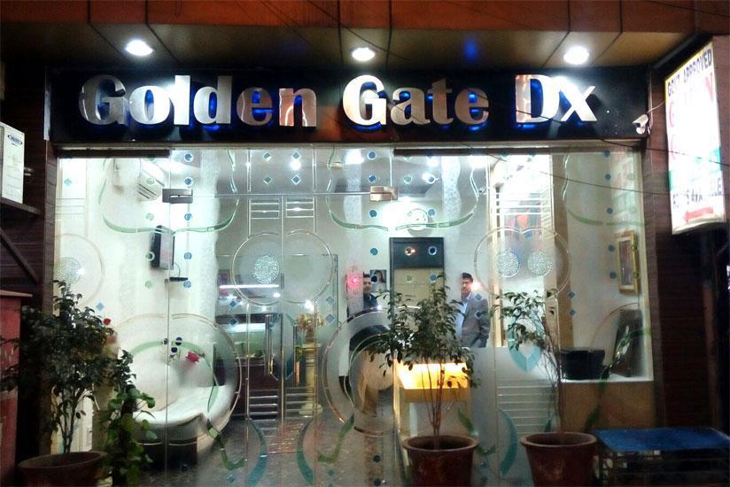 Hotel Golden Gate DX