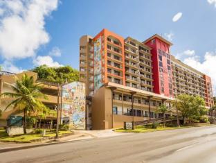 Bayview Hotel Guam Гуам - Фасада на хотела
