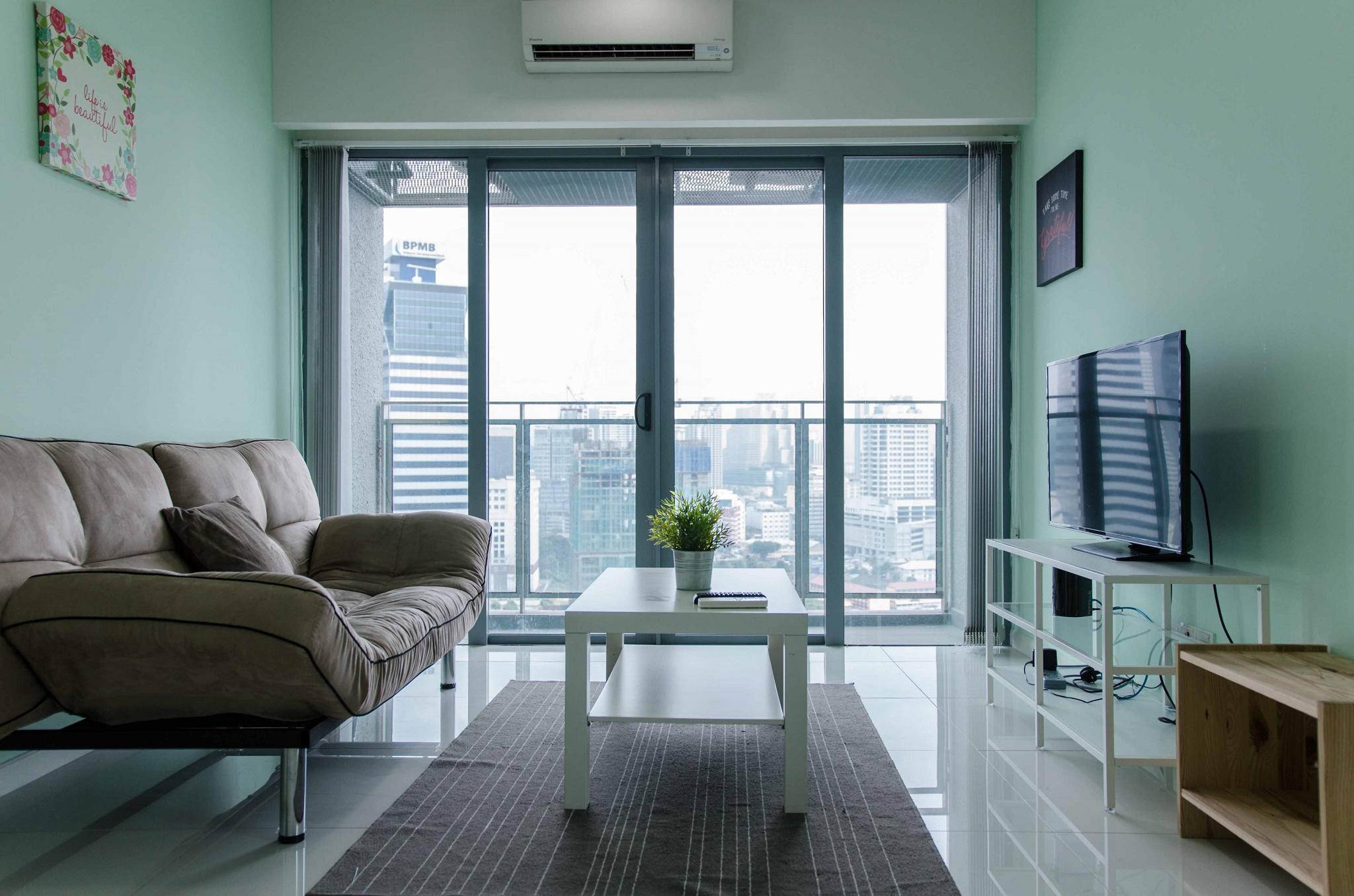 Mercu Summer Suite @edrea Homes