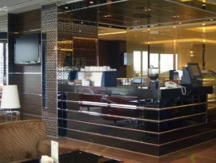 Taipa Square Hotel Makao - Krogs/atpūtas telpa