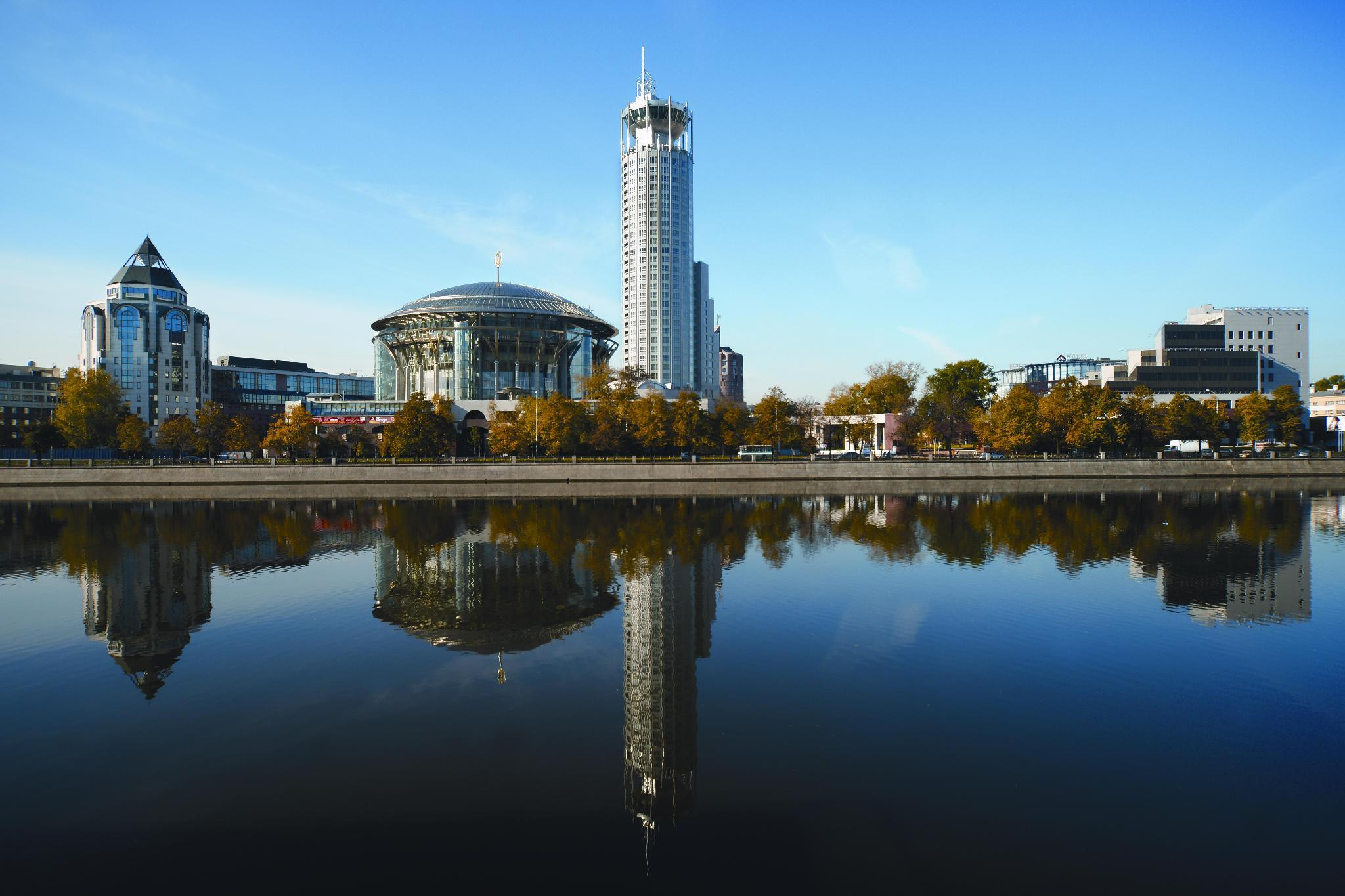 Swissotel Krasnye Holmy Moscow